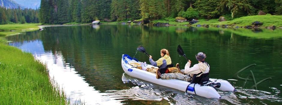 Kayaking 2 Trip Slider
